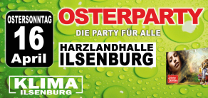 OSTERPARTY  HARZLANDHALLE ILSENBURG